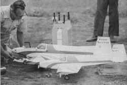 Texas Twister model airplane plan