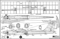 Thunder Stormer model airplane plan