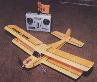 Tinkerbell model airplane plan