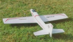 Tropic-Aire model airplane plan