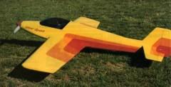 Ultra-Sport 60 model airplane plan