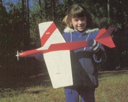 Undertaker model airplane plan