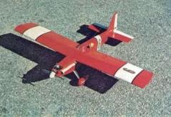 Upstart model airplane plan