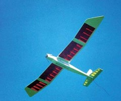 Voltage Vulture model airplane plan