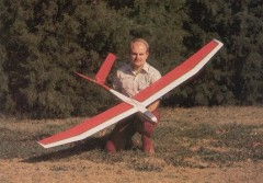 Voyageur II model airplane plan