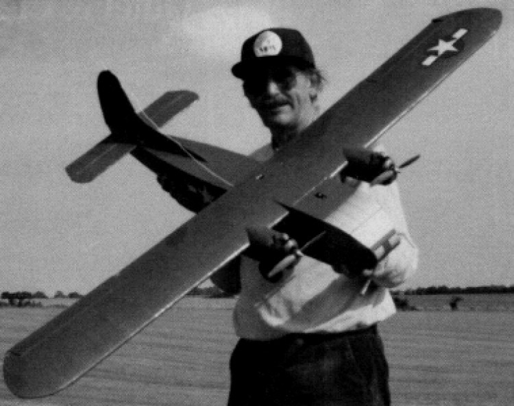 Waco PG-2 model airplane plan