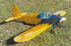 Whimpy Too model airplane plan