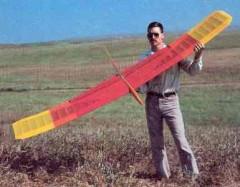 Windfreak model airplane plan
