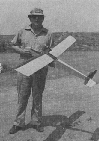 Windward Revisited model airplane plan