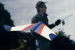 Wingnut model airplane plan