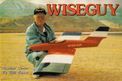 Wiseguy model airplane plan