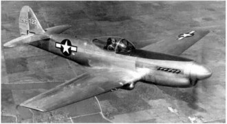 XP-40Q Snafu model airplane plan