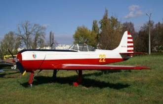 Yak-18 PM model airplane plan