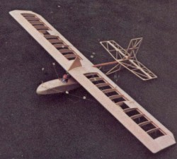 Zoegling Primary 1930 model airplane plan