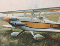 RCM Acro Star model airplane plan