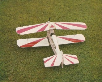 Air Meister model airplane plan