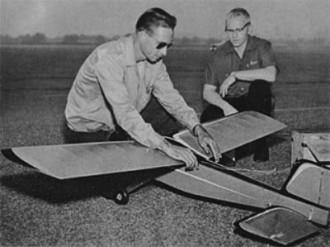 Digester model airplane plan