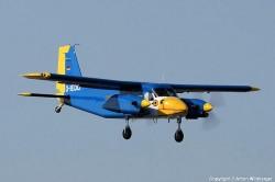 Dornier Do 28 Skyservant model airplane plan