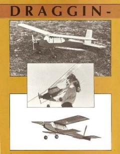 Draggin By model airplane plan