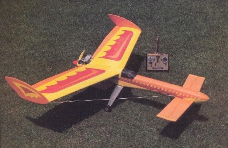 Dragon model airplane plan