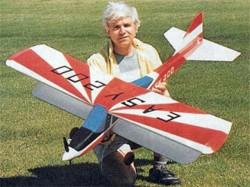 Easy 200 model airplane plan