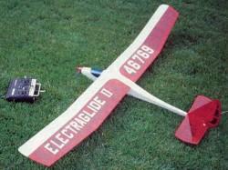 Electraglide II model airplane plan
