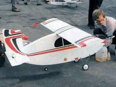 Fat Porter model airplane plan