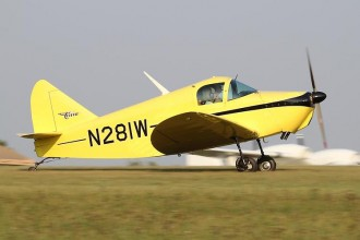 Culver Cadet model airplane plan