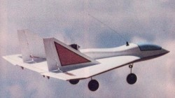Force One model airplane plan