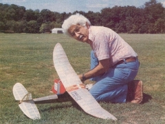 Fox 107 model airplane plan