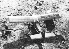 Ghost Rider model airplane plan