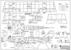Golden Oldie 20 model airplane plan