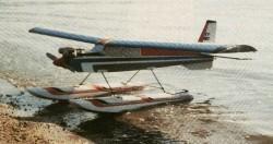 H2O-T model airplane plan