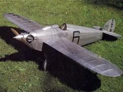 Heath Baby Bullet model airplane plan