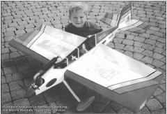 Hot Hots model airplane plan