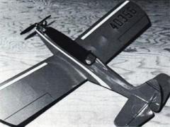 Lil Gigi Name the Plane RCM-181 model airplane plan