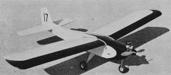 Mac 17 model airplane plan