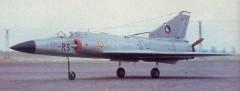 Mirage IIIC model airplane plan