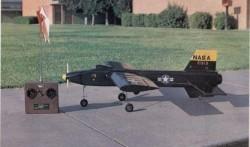 Mock 15 RCM model airplane plan