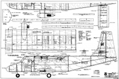 Nomad N22 model airplane plan