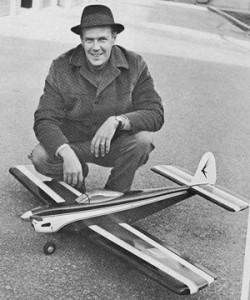 Norseman III model airplane plan