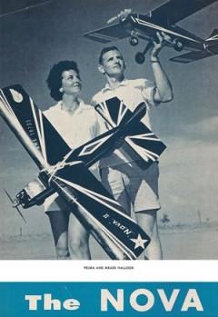 Nova model airplane plan