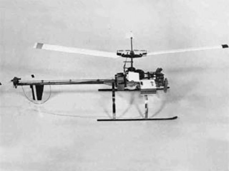Polecat model airplane plan