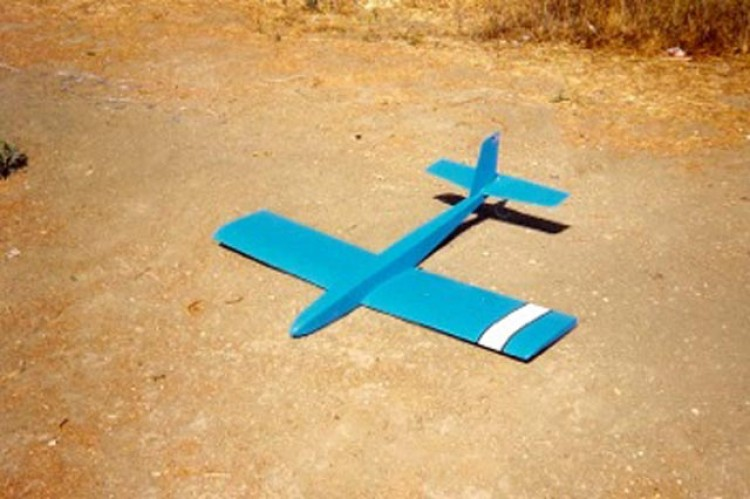 Ridge Rat model airplane plan