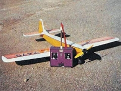 Sabik MK 50 model airplane plan