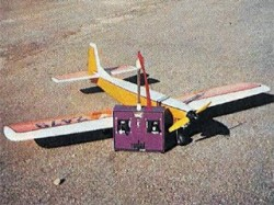 Sabik MK 50 model airplane plan