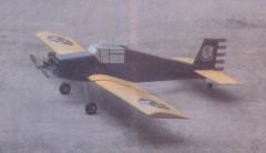 Semperfi model airplane plan