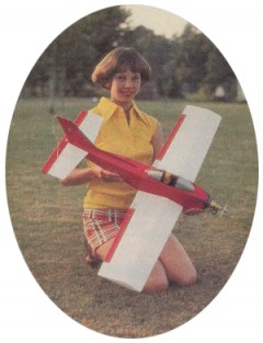 Skid-Kid model airplane plan