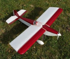 Top Dawg model airplane plan