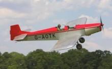Druine D5 Turbi model airplane plan